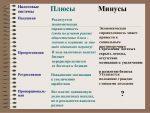 Система налогообложения в россии пропорциональная – плюсы и минусы, к кому применяется