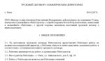 Трудовой договор с финансовым директором образец – Образец трудового договора с финансовым директором